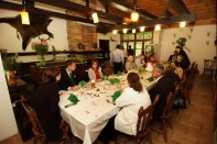 Stara Myslivna Konopiste Restaurace Svatba Na Lovecke Chate 13