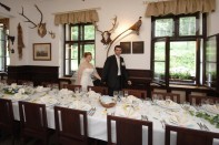 Stara Myslivna Konopiste Restaurace Svatba 06