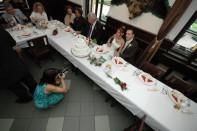 Stara Myslivna Konopiste Restaurace Svatba 10c