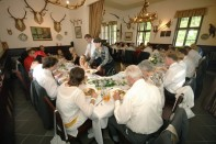 Stara Myslivna Konopiste Restaurace Svatba 29