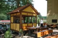 Restaurace Stara Myslivna Konopiste Zahradky 13