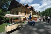 Restaurace Stara Myslivna Konopiste Zahradky 15