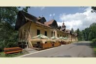 Restaurace Stara Myslivna Konopiste Zahradky 19