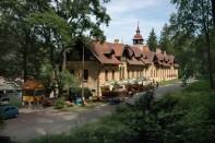 Restaurace Stara Myslivna Konopiste Zahradky 21